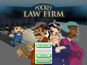 Pocket Law Firm app