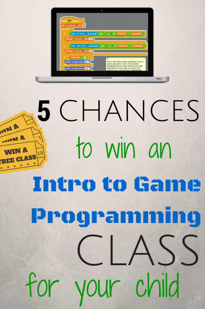 Win a Game Programming Class