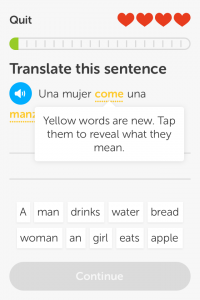 Duolingo Translate