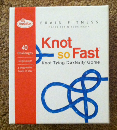 Knot so fast game