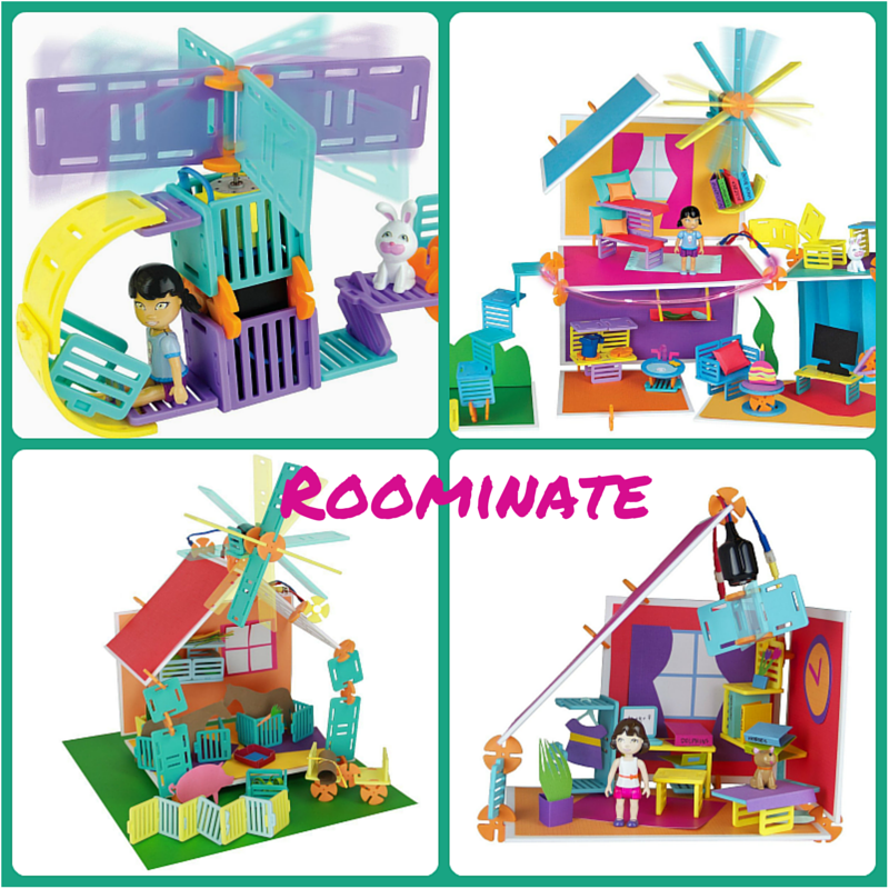 Roominate Kits: Engineering Toy for Girls