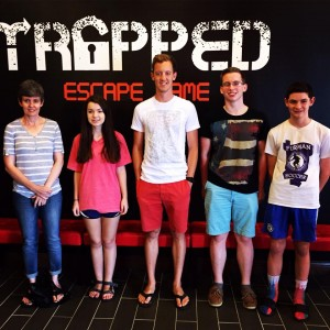 Trapped Escape Game