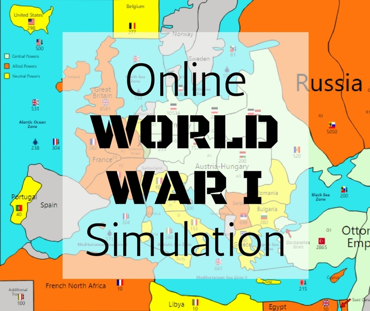 Online WW! Simulation Game